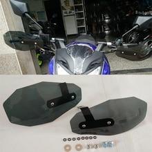 install mirror screw motorbike parts moto falling protection for honda suzuki yamaha Kawasaki universal motorcycle handguard