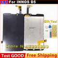 100% New Original INNOS D5 LCD Display + Touch Screen digitizer For INNOS D5 LCD + Screen + Tool + Free Shipping + tracking code