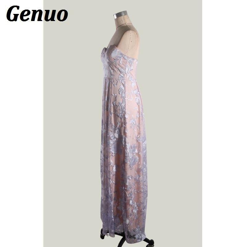 Floral Lace Party Long Dresses 11
