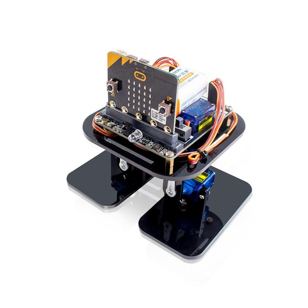 SunFounder sloth: bit APP Programmierung Robotik Learning Kit mit BBC Micro: bit Controller hindernisvermeidung Sensor-in Programmierbares Spielzeug aus Spielzeug und Hobbys bei AliExpress - 11.11_Doppel-11Tag der Singles 1