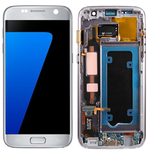Image 4 - Original G930F LCD For Samsung Galaxy S7 LCD Screen Frame Touch Screen Display SM G930F LCD Display With Burn Shadows