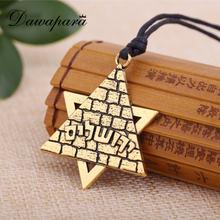 Бренд dawapara регулируемое серебристое/золотистое ожерелье