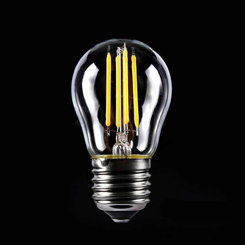 1pcs Super Bright 6W 9W 18W 24W E27 E14 Antique Edison Bulb A60 G45 C35 220V Retro LED Filament Vintage