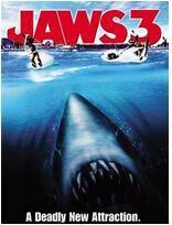 Jaws Movie Vintage Retro Art Wall Decor Silk Print Poster