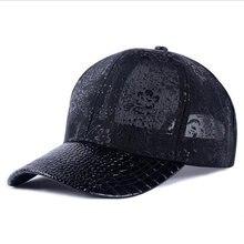 OZyc verano Cool Fold malla camionero gorras de béisbol snapback  transpirable sombrero adulto hombres mujeres Casquette 13ec469de59