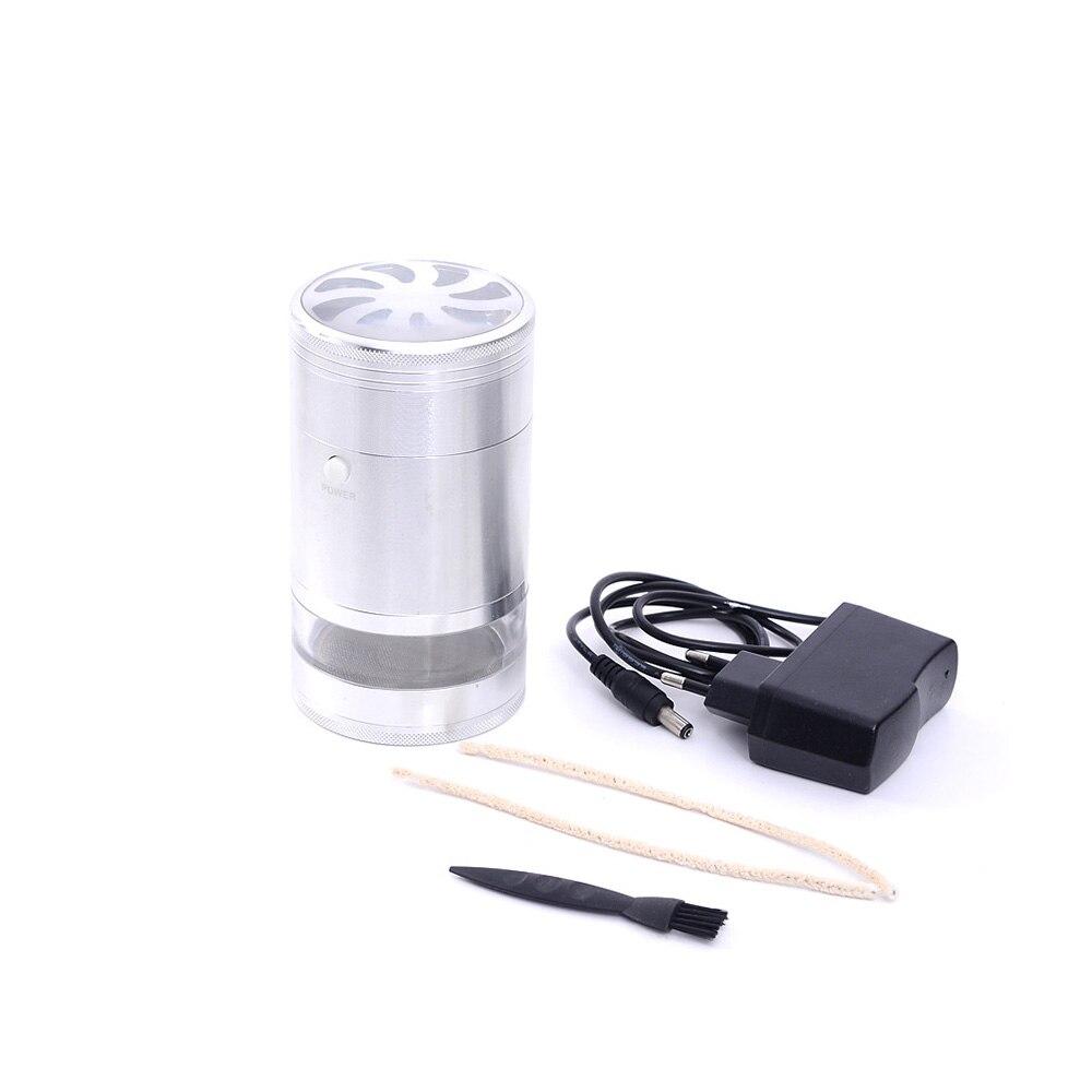 JIJU Ηλεκτρικό αλουμίνιο με μύλο χόρτου - Οικιακά είδη - Φωτογραφία 3