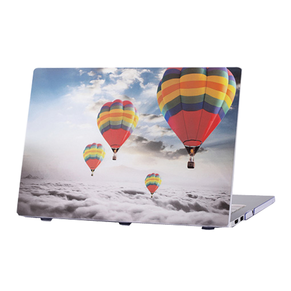 Laptop Case for Xiaomi Mi Air 12 13 inch Color Painting Plastic Hard PC Protective Laptop Shell Cover for Mi Air 12.5 13.3 Case