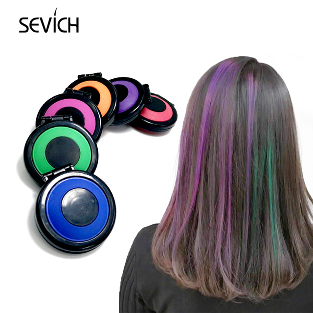 Sevich Hair Fibers Fast Temporary Hair Dye Powders Without Ammonia