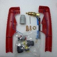 Original PT 100 PT100 PT 100 Torch Body Air Plasma Cutting Torch Consumables JINSLU welding machine parts