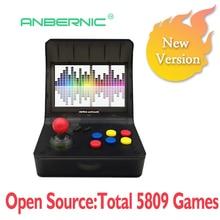 Портативная мини-игровая консоль в стиле ретро, 64 бит, игровая консоль в стиле ретро, встроенный 3000 игр, ручной игровой плеер, лучший подарок, ретро-аркадная