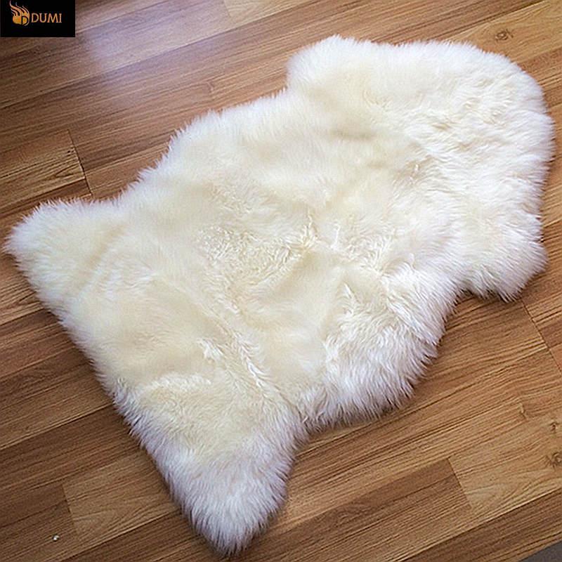 Achetez en gros agneau de fourrure tapis en ligne des for Tapis en peau d agneau ikea
