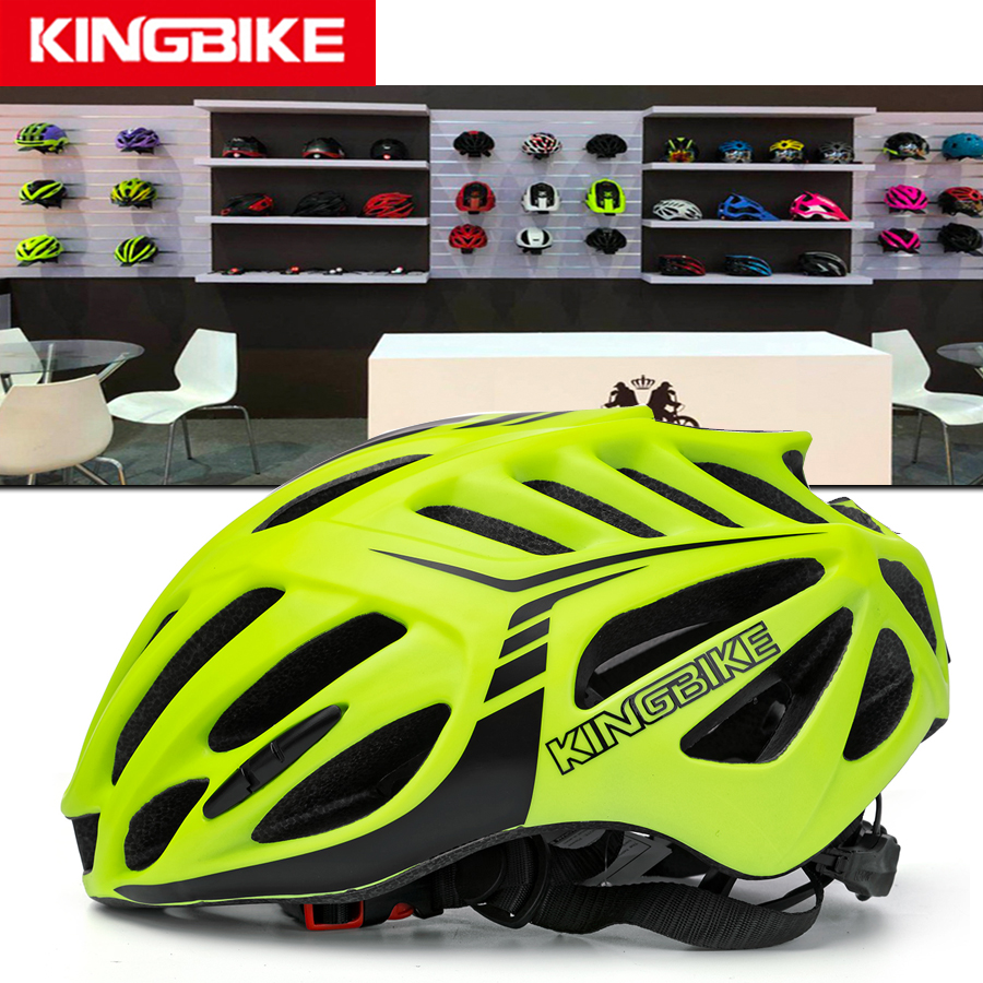 BASECAMP Bicycle Ultralight EPS Integrally-molded Cycling Helmet Road Bike Helmet With Back Light For Nigh Riding casco ciclismo