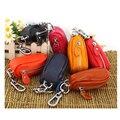 Carpeta Dominante de cuero Bolsos Unisex Titular de la Llave Del Coche Carteras Moda Mujeres Ama de llaves Clave HB-223