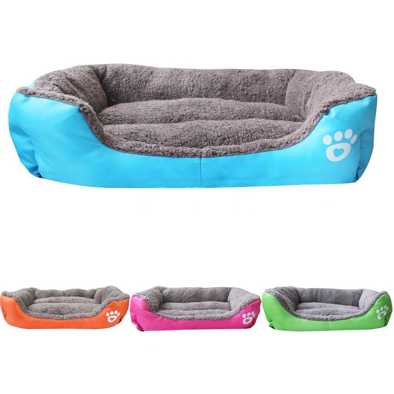 Soft Cloth Fabric Dog Bedding