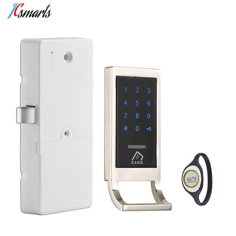 Zinc alloy lock for locker electronic cabinet lock RFID sauna lock good quality 13 56mhz ic rfid lock electronic locker cabinet lock locker lock sauna lock for office hotel home swimming pool