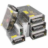 AC DC 5V 12V 24V Power Supply 3A 5A 10A Lighting Transformers 220V To 5 12 24 V Volt Power Adapter Supply LED Driver Tape Lamp