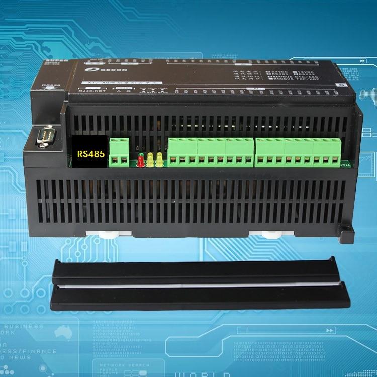 цена на 16 Transistor Output Switch Quantity Isolation 16DI Digital Input RS485 MODBUS Communication