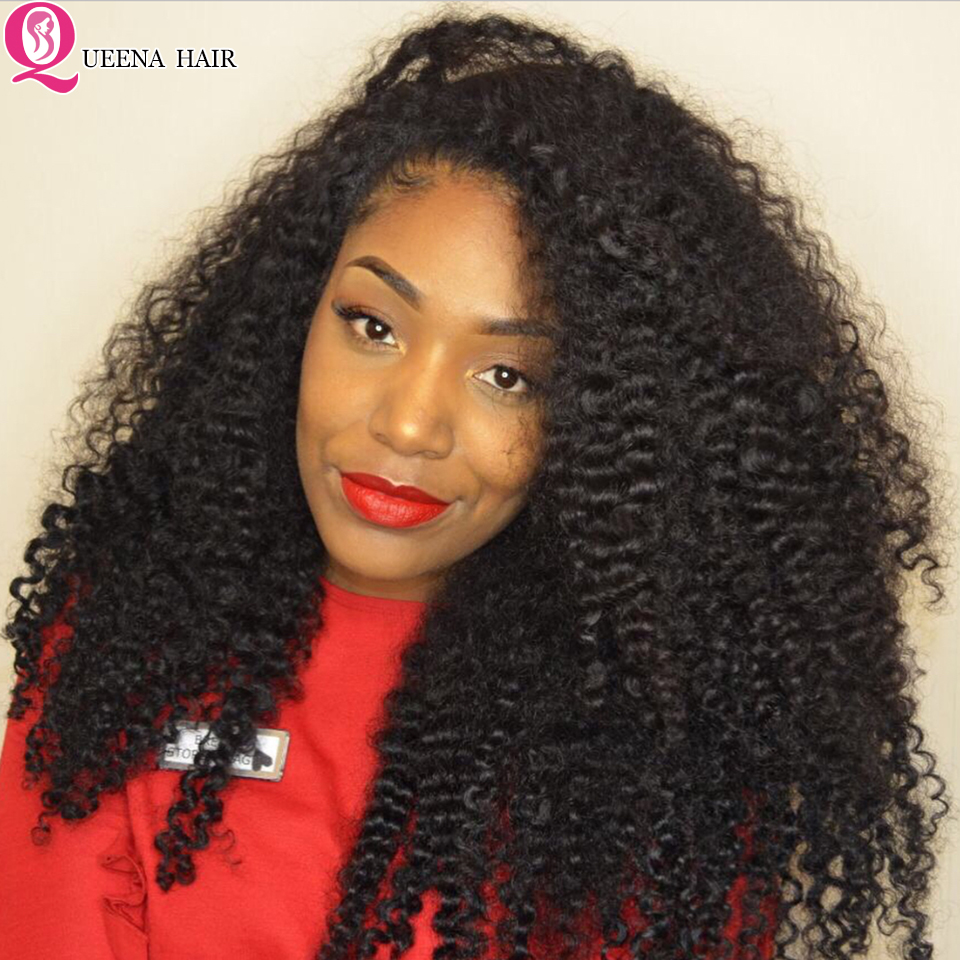 Raw Indian Curly Hair 4 Bundles Natural Black Remy 3 Bundles Deal Hair Extensions Afro Kinky Curly Human Hair Bundles Weaves