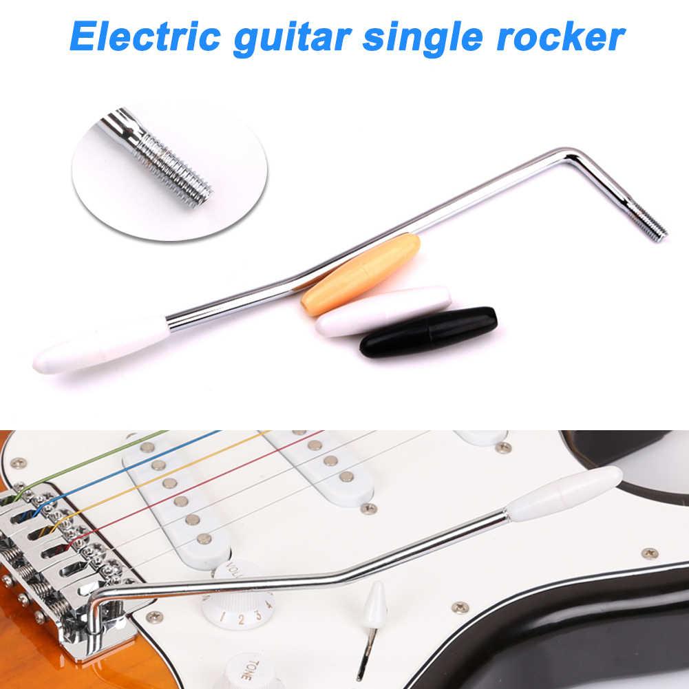 גיטרה חשמלית נדנדה גשר כננת טרמולו זרוע מערכת רטט מקל עם 3 Pcs טיפים SMN88