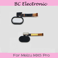 For Meizu Mx5 Pro Home Button High Quality Fingerprint Button Flex Cable For Meizu MX5 Pro
