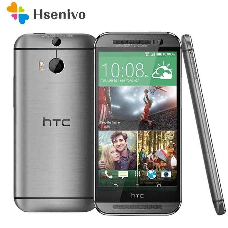 100 Original M8 Mini Unlocked HTC One Mini 2 Mobile Phone 4 5 TouchScreen 1GB RAM