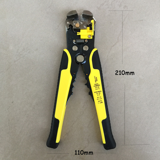 Self adjusting Automatic Wire Stripping Tool Cable Stripper for ...