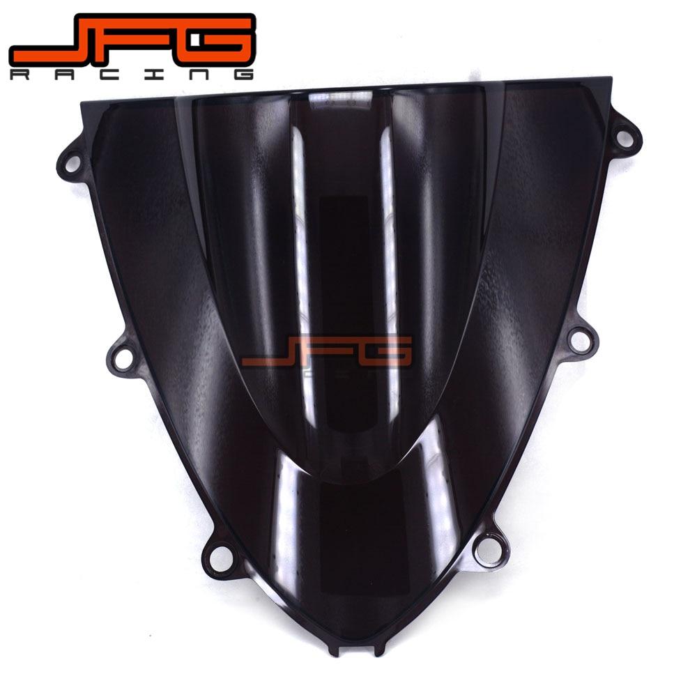 Black Windscreen Windshield For Honda CBR 1000 RR 2008 2009 2010 2011