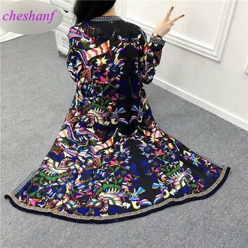 Cheshanf 2020 Fringe Kimono Cardigan Women Long Sleeve Summer Cardigan Ethnic Boho Beach Long Cardigan Femme