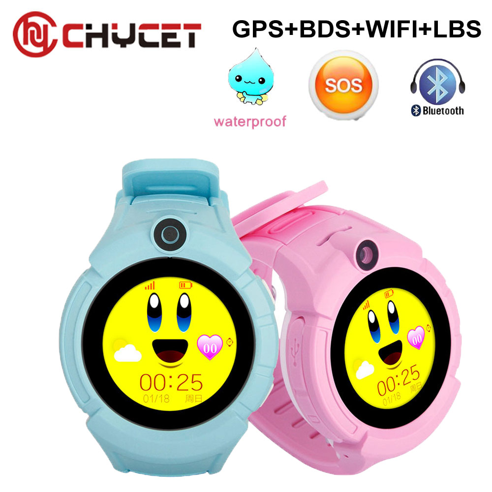 Smart Watch Kid Safe Wristwatch camera GSM GPS Lbs Finder Locator Tracker SIM SOS Anti-Lost monitor SmartWatch Children Watches 1 pcs full range multi function detectable rf lens detector wireless camera gps spy bug rf signal gsm device finder