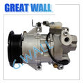 CAR AC Compressor FOR CAR TOYOTA  AURIS / COROLLA / URBAN / YARIS  2006-2013 8831002390 883100D201 883100D202 883100D230