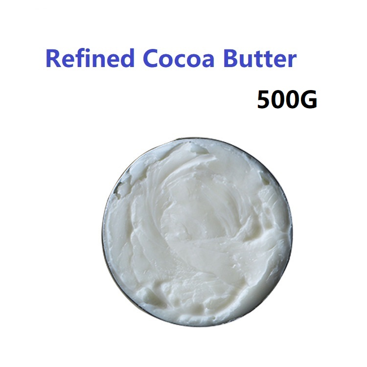 Refined Cocoa Butter 500G Pure Base Oil Natural ORGANIC 2018 NEW Essential Oil oil in xinyang li 500g
