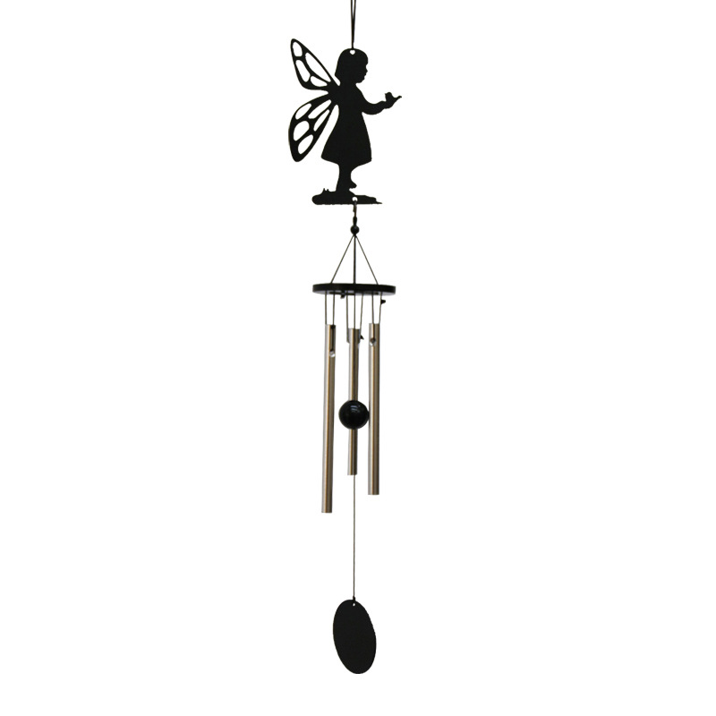 Pure Natural Music Butterfly Angel Sun Wind Bell Handicrafts Wedding Birthday Gift Home Decoration Outdoor Life Garden Ornaments