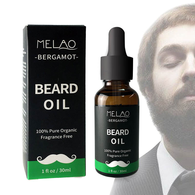 30ml Beard Oil for Men Conditioner Softener Beards Care Facial Grooming HB88