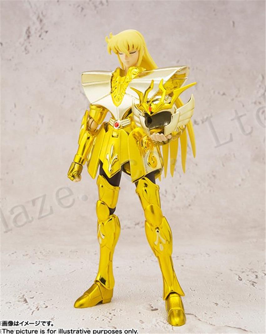 Great Toys GT EX Metal of Saint Seiya God Shaka With Lotus Seat поилка feed ex lotus blue pw01b