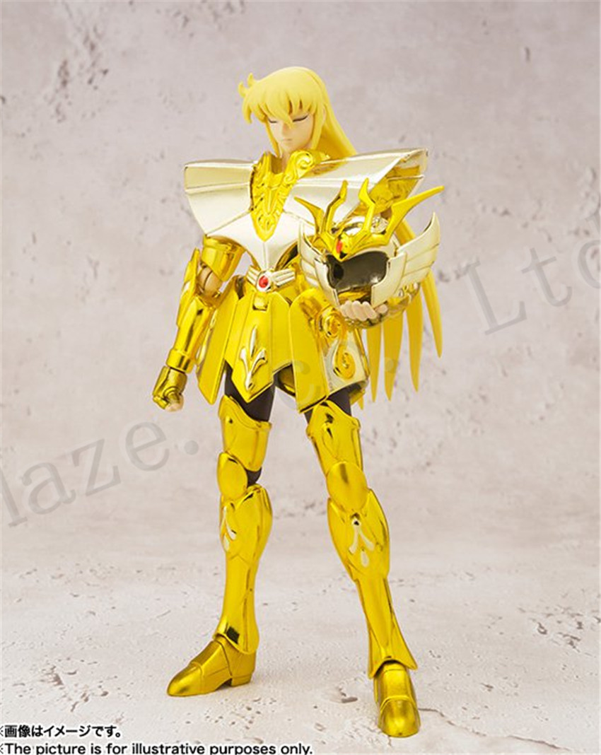 Great Toys GT EX Metal of Saint Seiya God Shaka With Lotus Seat