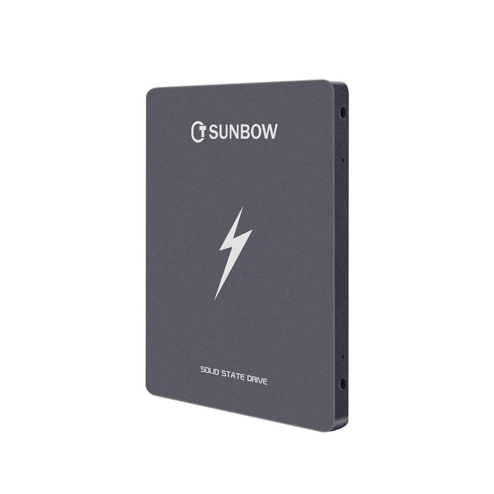 (X3-1TB) haute Performance TCSUNBOW SSD 1 to 2.5 pouces disque dur de disque dur interne à semi-conducteurs pour bureau