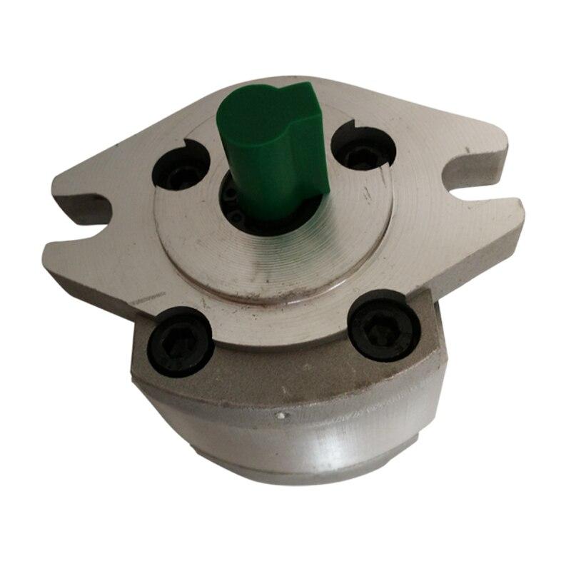 Hydraulic oil pump HGP-1A-F6R HGP-1A-F8R high pressure gear pump HYDROMAX