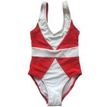 Color Block Swimwear