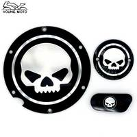 New Motocycle CNC Deep Cut Derby Timing Timer Cover Engine For Harley XL XR Sportster 883
