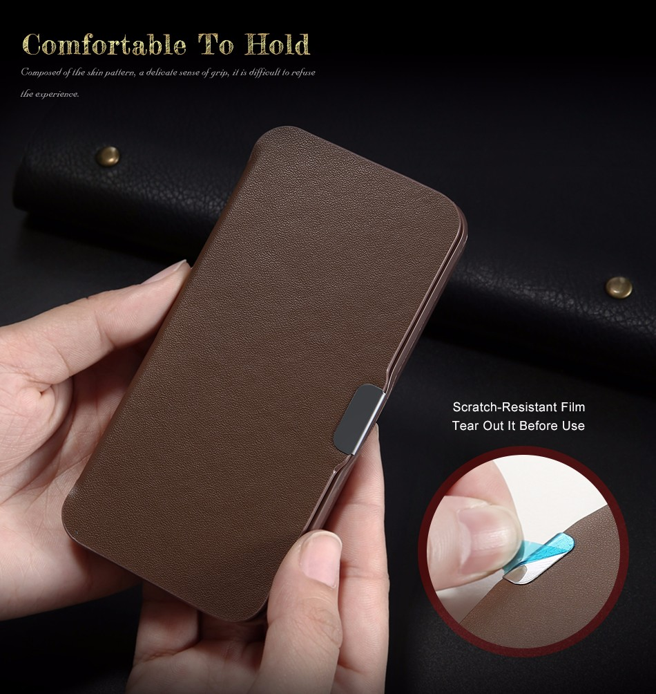 leather case for iPhone 5 6 (4)
