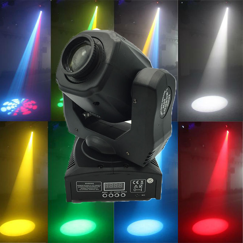 (1 pieces/lot) led moving dj 60W china mini led spot moving head light 60W gobo moving heads lights super bright 1 pieces lot high quality 60w led moving head spot light led moving head beam dj equipment dmx512 china 60w gobo moving heads