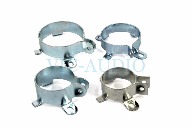 5PCS DIY CLPA Pin Immobile Shelf Capacitor Clamp Diameter 25MM 30MM 35MM 40MM Capacitance Bracket Fixing Frame Free Shipping