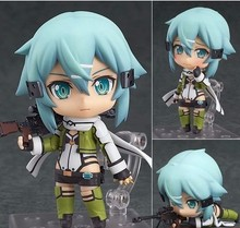4″ 10CM Sword Art Online Asada Shino
