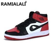 wholesale dealer da8d9 3daad Plus tamaño 45 46 47 hombres zapatos de baloncesto cómodo transpirable  zapatos deportivos para hombre de