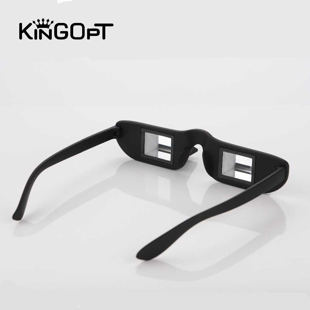 28f25cfd0211 ... kingopt Outdoor Climbing glasses Lazy Horizontal Prisma Refractivas  Spectacles mountain belay glasses camping hiking eyewear ...