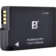 DMW-BLD10E DMW BLD10E lithium batteries  BLD10PP Digital camera battery For Panasonic DMC GF2GK GF2 G3 GX1 DMC-GF2 DMC-G3