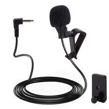 1 Pcs Nieuwste 2.5 Mm Connector Bluetooth Externe Microfoon Auto Voor Pioneer Stereos Radio Ontvanger 3M Lengte Goedkope Hot koop