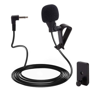 Image 1 - 1pcs newest 2.5mm connector Bluetooth External Microphone Car For Pioneer Stereos Radio Receiver 3M Length Cheap hot sale