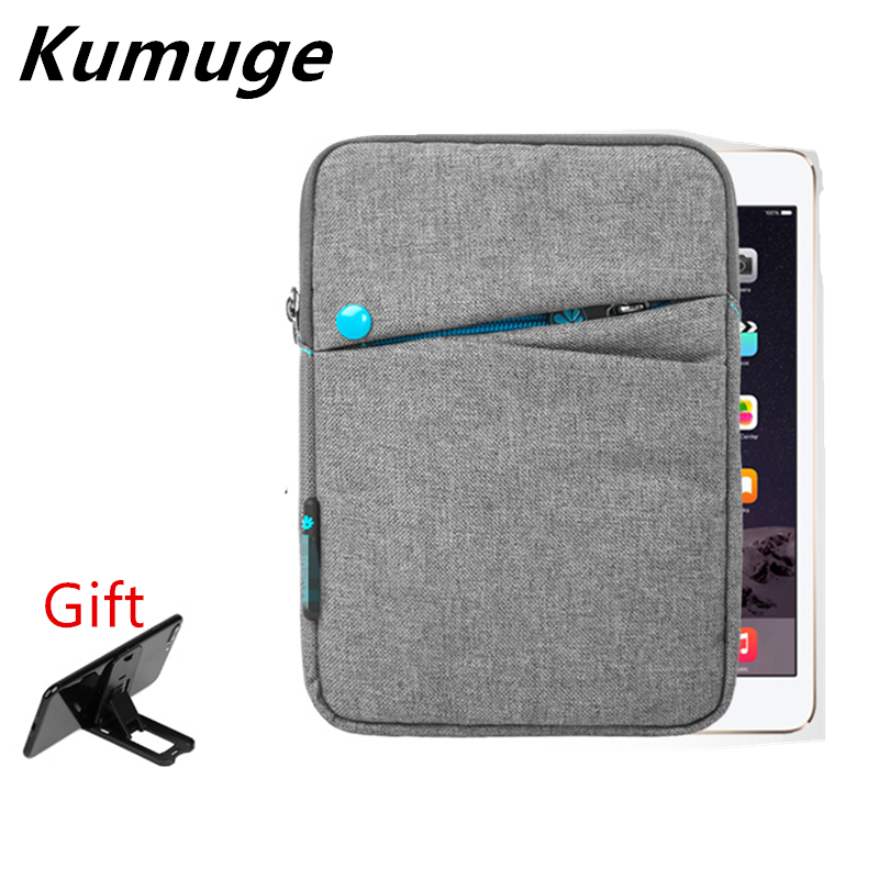 Soft Nylon 7.9 Inch Tablet Sleeve Pouch Bag for Apple iPad Mini 4 Mini 1/2/3 Funda Case Cover Capa Para for Xiaomi Mipad 2+ Pen print batman laptop sleeve 7 9 tablet case 7 soft shockproof tablet cover notebook bag for ipad mini 4 case tb 23156