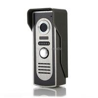 700TVL Цвет Камера наружный блок устройства для видео дверь домофон комплект